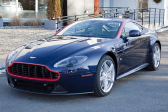 2016 Aston Martin V8 Vantage GT:10 car images available