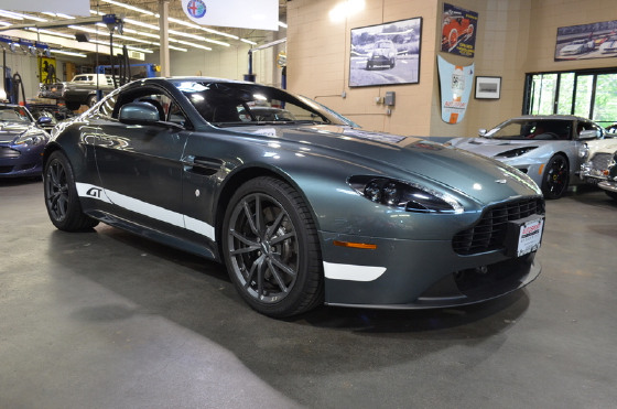2015 Aston Martin V8 Vantage GT:23 car images available