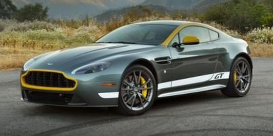 2015 Aston Martin V8 Vantage GT : Car has generic photo