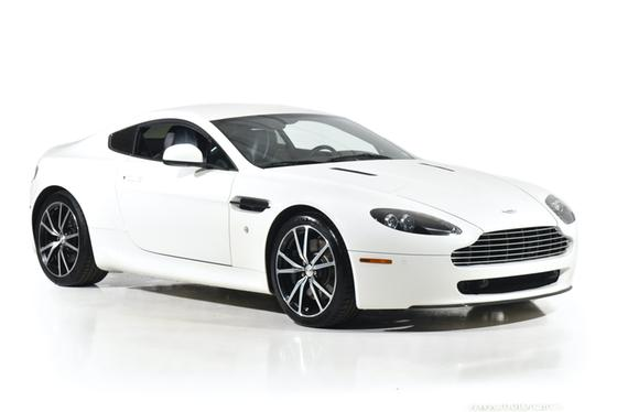 2011 Aston Martin V8 Vantage N420:24 car images available