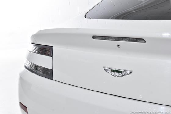 2011 Aston Martin V8 Vantage N420