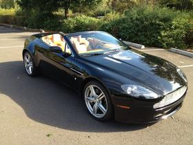 2009 Aston Martin V8 Vantage Roadster:6 car images available