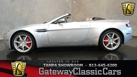 2007 Aston Martin V8 Vantage Roadster:24 car images available