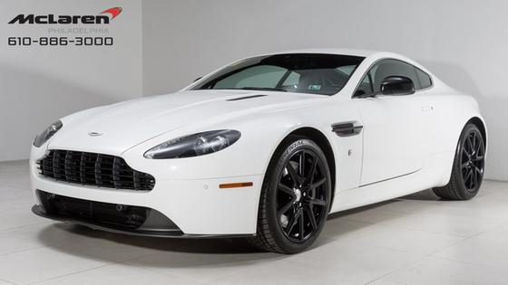 2013 Aston Martin V8 Vantage Roadster:20 car images available