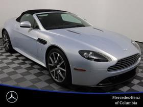 2011 Aston Martin V8 Vantage Roadster:24 car images available