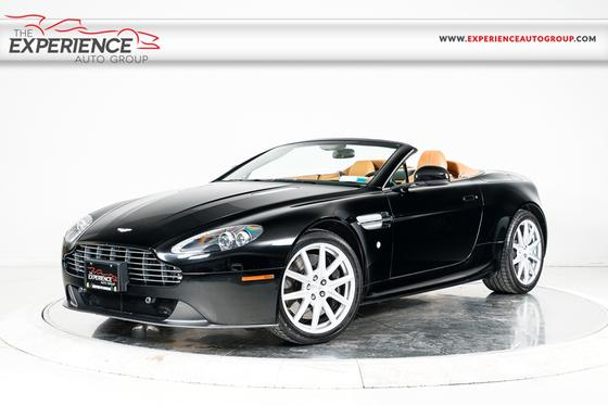2012 Aston Martin V8 Vantage Roadster:24 car images available