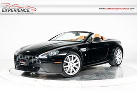 2012 Aston Martin V8 Vantage Roadster:24 car images available