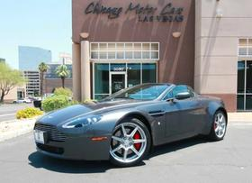 2008 Aston Martin V8 Vantage Roadster:24 car images available