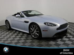 2011 Aston Martin V8 Vantage Roadster:24 car images available