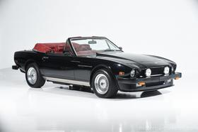 1989 Aston Martin V8 Vantage Roadster:24 car images available