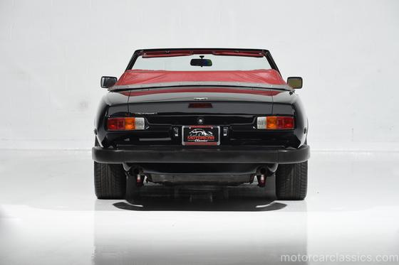 1989 Aston Martin V8 Vantage Roadster