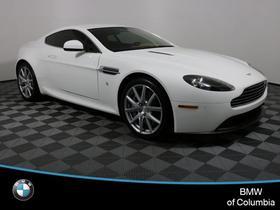 2013 Aston Martin V8 Vantage Roadster:24 car images available