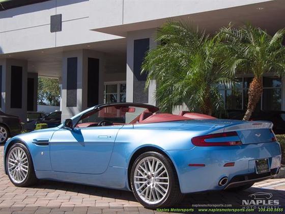 Aston Martin V Vantage Roadster For Sale In Naples FL - Aston martin naples