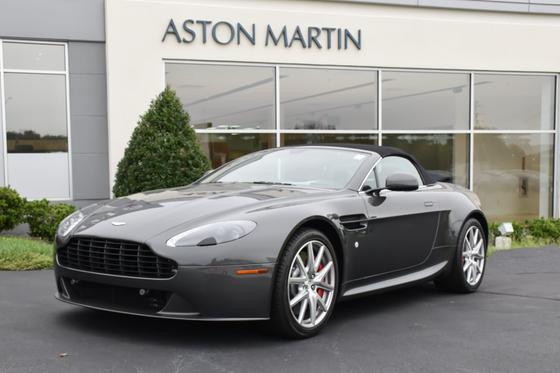 2015 Aston Martin V8 Vantage Roadster:24 car images available