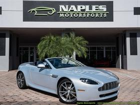 2010 Aston Martin V8 Vantage Roadster:24 car images available