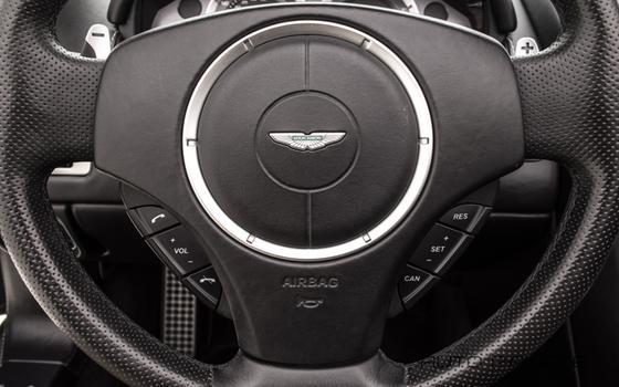 2008 Aston Martin V8 Vantage Roadster