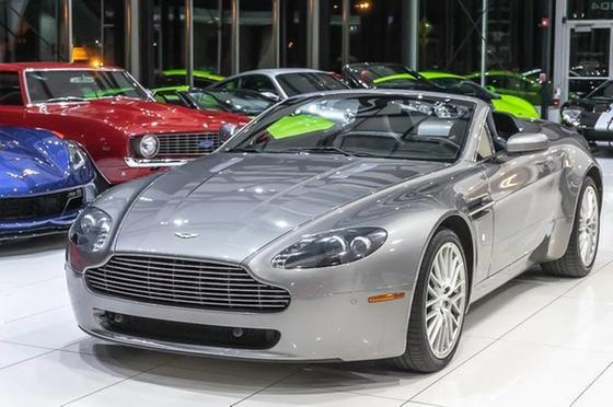 2009 Aston Martin V8 Vantage Roadster