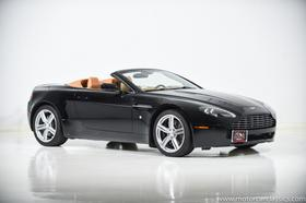2009 Aston Martin V8 Vantage Roadster:24 car images available