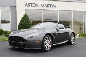 2015 Aston Martin V8 Vantage Roadster:24 car images available