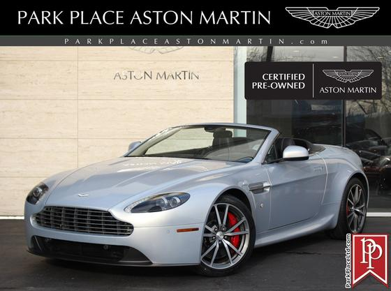2014 Aston Martin V8 Vantage Roadster:24 car images available