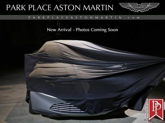 2009 Aston Martin V8 Vantage Roadster : Car has generic photo