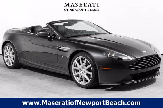 2013 Aston Martin V8 Vantage Roadster:24 car images available