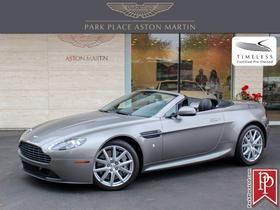 2014 Aston Martin V8 Vantage Roadster:24 car images available