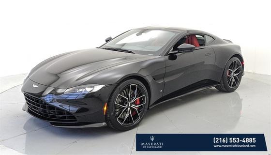 2021 Aston Martin V8 Vantage Roadster:24 car images available