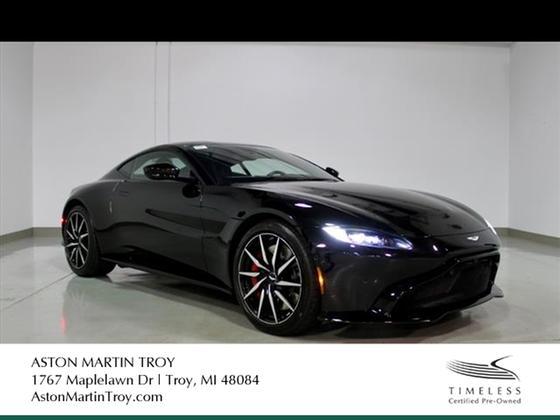 2020 Aston Martin V8 Vantage Roadster:21 car images available