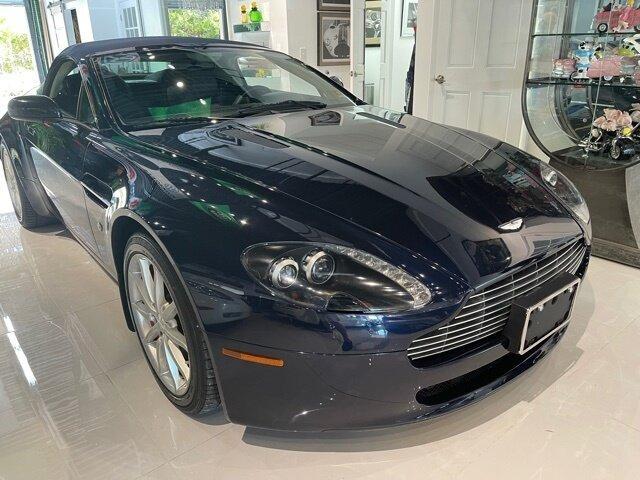 2008 Aston Martin V8 Vantage Roadster:16 car images available