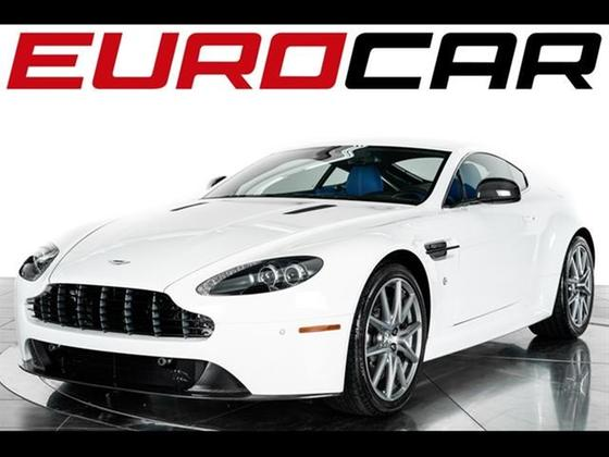 2014 Aston Martin V8 Vantage S Coupe:24 car images available