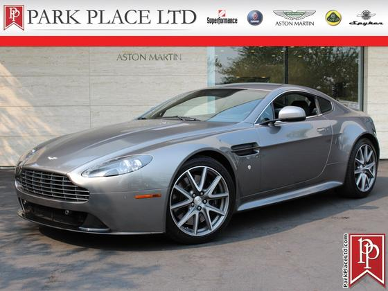 2011 Aston Martin V8 Vantage S Coupe:16 car images available