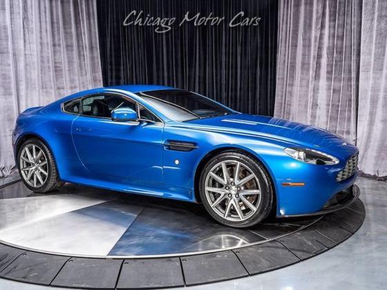 2012 Aston Martin V8 Vantage S Coupe