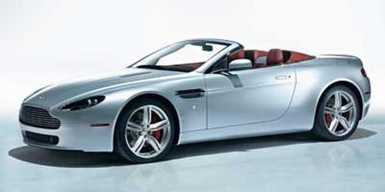 2012 Aston Martin V8 Vantage S Coupe : Car has generic photo