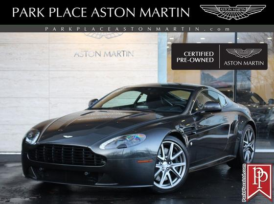 2015 Aston Martin V8 Vantage S Coupe:24 car images available