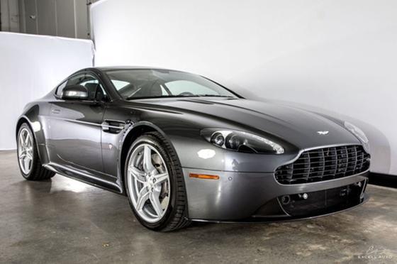 2016 Aston Martin V8 Vantage S Coupe