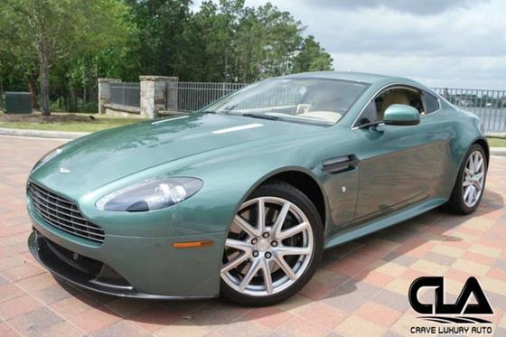 2012 Aston Martin V8 Vantage S Coupe:24 car images available