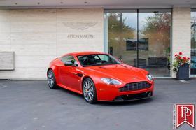 2014 Aston Martin V8 Vantage S Coupe