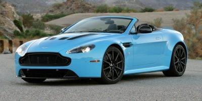 2017 Aston Martin V8 Vantage S Coupe : Car has generic photo