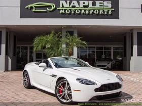 2013 Aston Martin V8 Vantage S Roadster:24 car images available