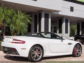 2013 Aston Martin V8 Vantage  S Roadster