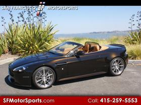 2011 Aston Martin V8 Vantage S Roadster:24 car images available