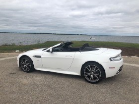 2012 Aston Martin V8 Vantage S Roadster:7 car images available