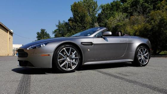 2012 Aston Martin V8 Vantage S Roadster:24 car images available