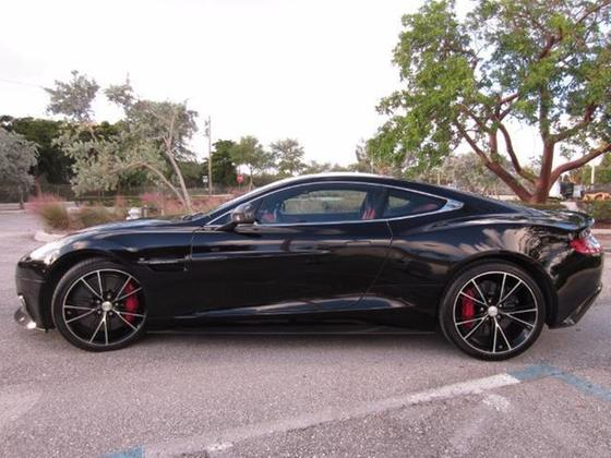 2014 Aston Martin Vanquish :20 car images available