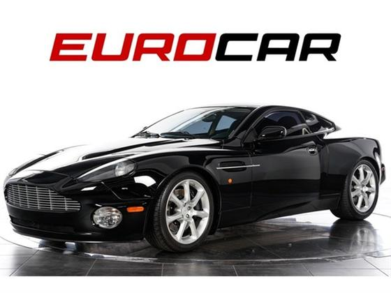 2004 Aston Martin Vanquish :24 car images available