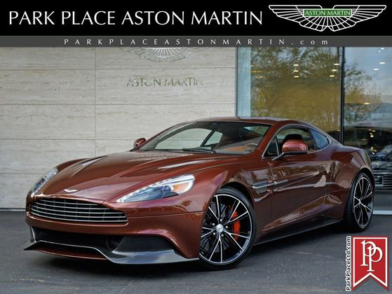 Aston Martin Vanquish For Sale In Bellevue WA Global Autosports - Aston martin bellevue