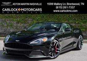 2017 Aston Martin Vanquish :24 car images available