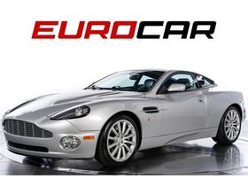 2002 Aston Martin Vanquish :24 car images available