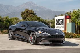 2016 Aston Martin Vanquish :24 car images available